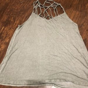 American eagle soft and sexy xl tank top